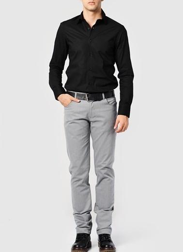T-Box Gömlek Siyah